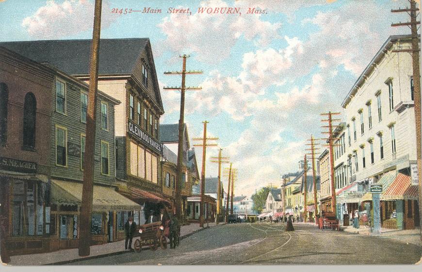 Main Street, Woburn, Mass.