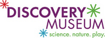Discovery Museum logo 2018