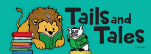 Tails and Tales Animals Reading Banner