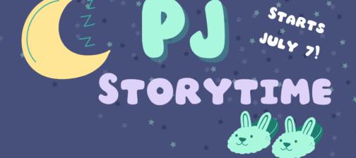 PJ Storytime