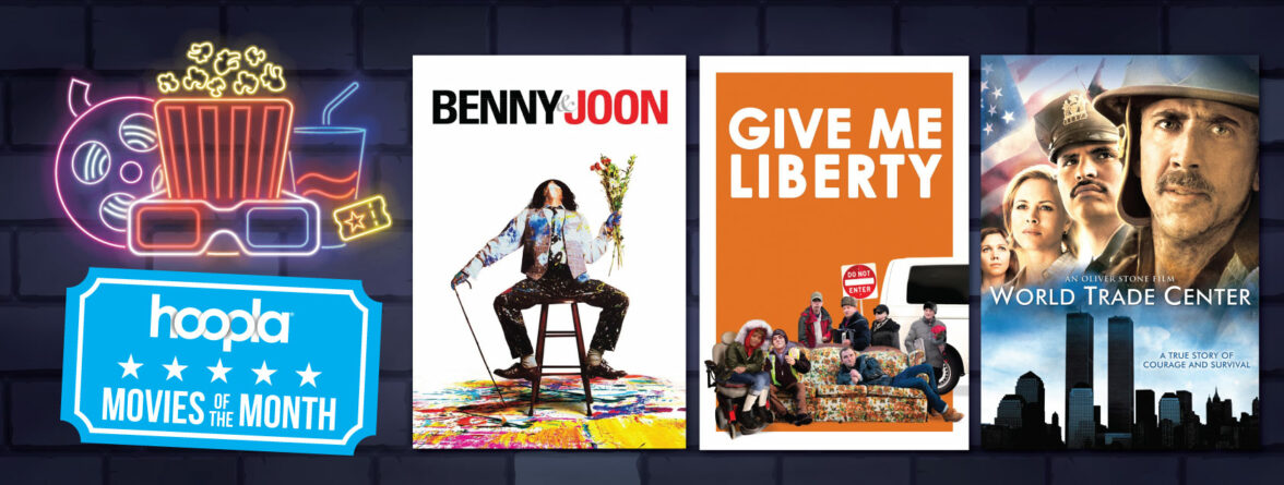 Lists 3 September movie picks: Benny Joon, Give Me Liberty, and World Trade Center