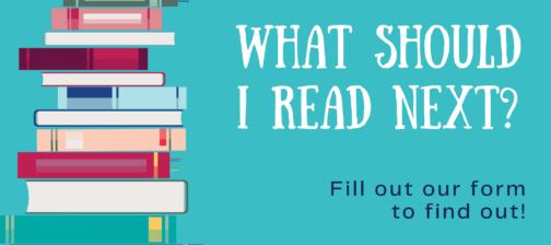 What should I read next (slider)
